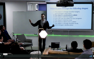 Josh Lospinoso C++ Talk