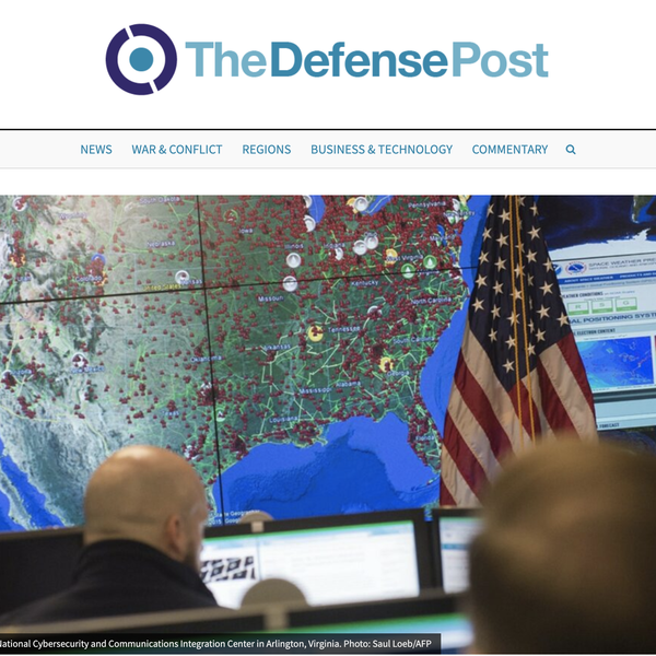 The Defense Post Article