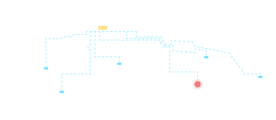 Tank with alert